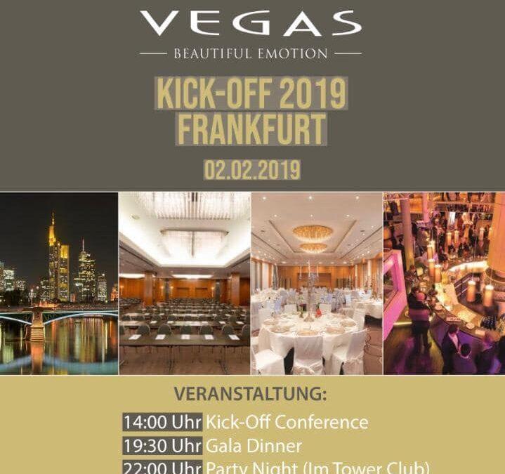 Kick Off 2019 Frankfurt/ Main
